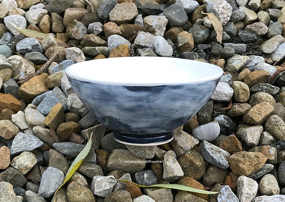 'Teesdale in the Mist'  bowl