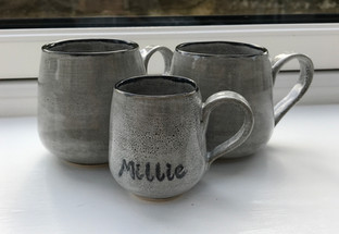 'Going Grey' mugs