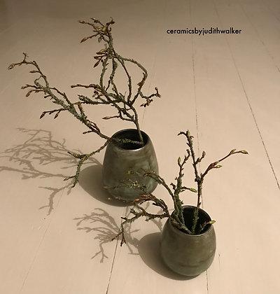 ceramics by judith walker - hand-thrown stoneware ceramic vases - art for everyday