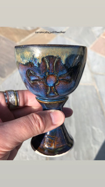 St Cuthbert's Cross goblet