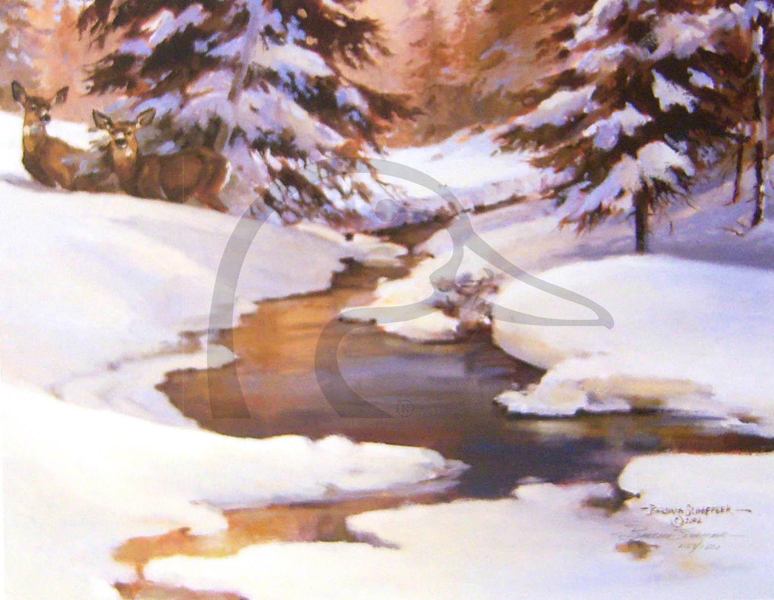 Cache Creek Winter