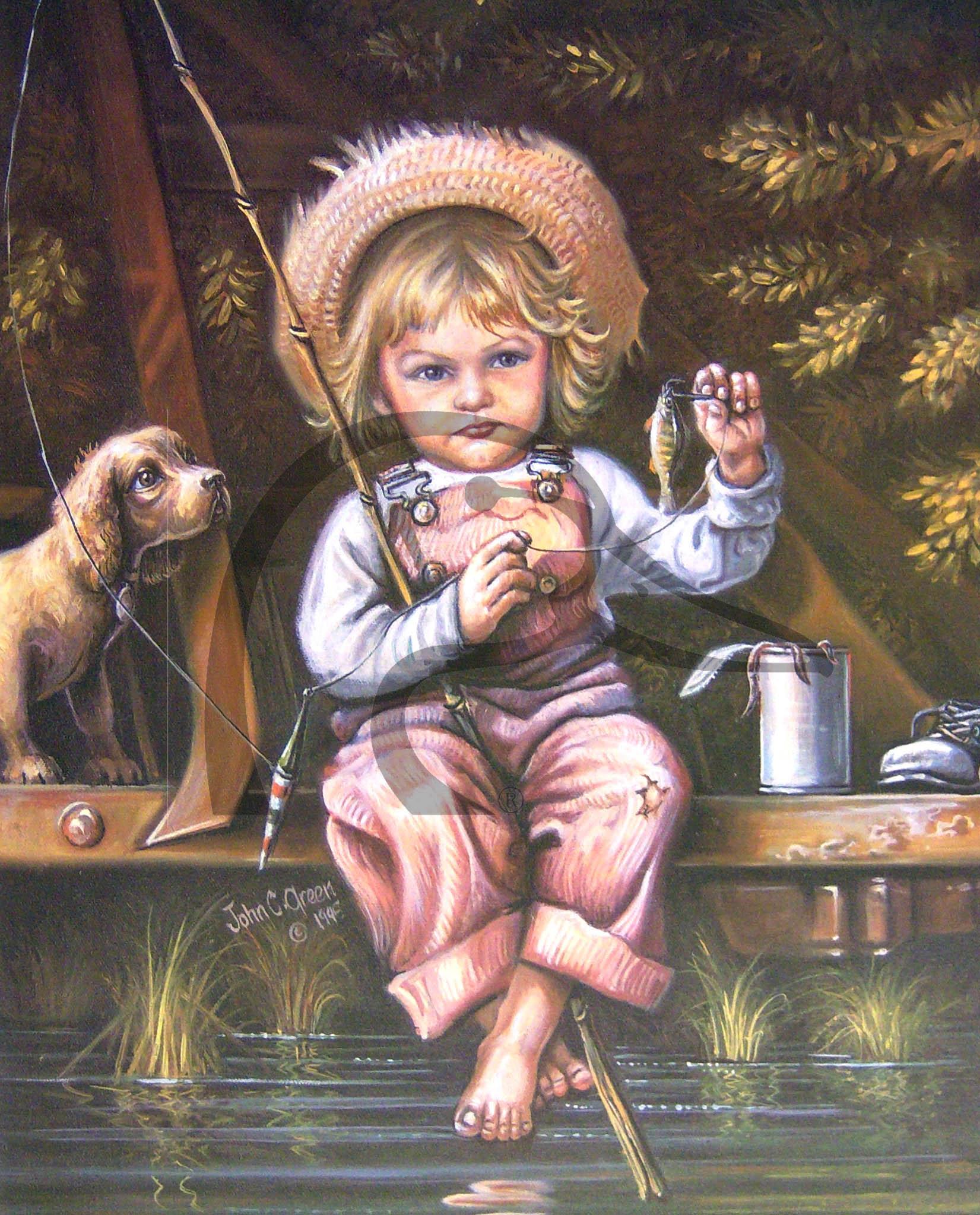 The Little Fishergirl