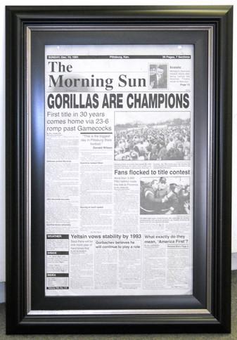 Newspaper Tin