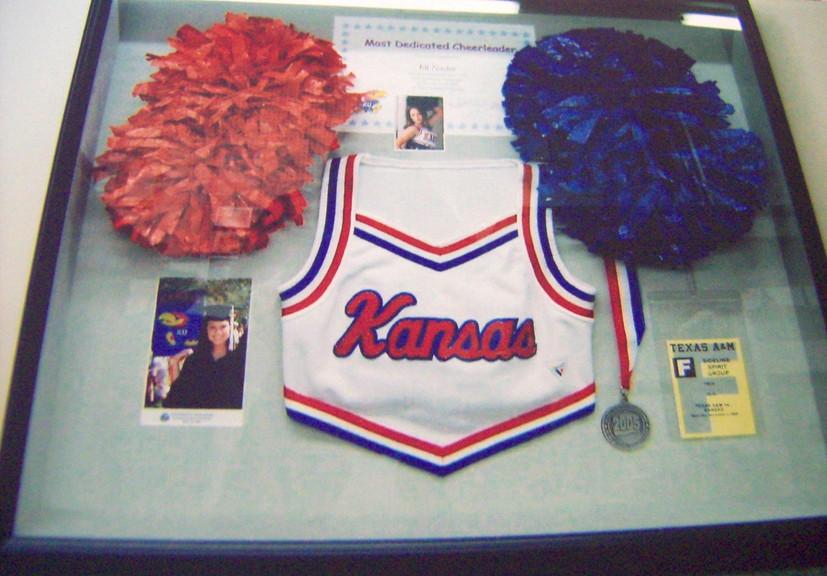 KU Cheer