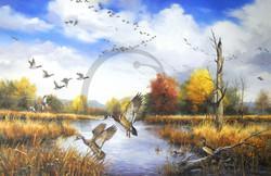 The Fall Flight