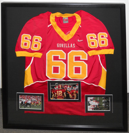 Pittsburg State Jersey with Photos