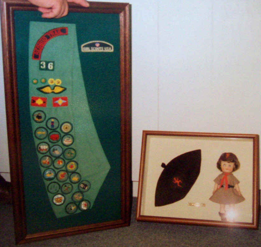 Vintage Girl Scout Items