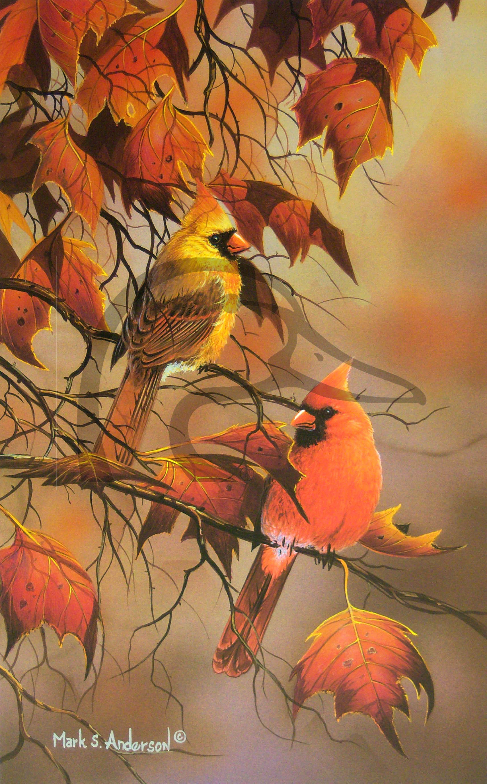 Autumn Pair
