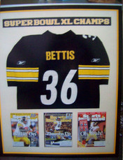 Bettis Jersey with Full Magazines