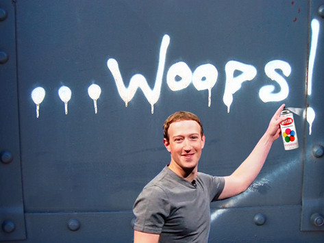 Facebook'un Gizlilik İhlali - Kötü Yöneticilerin Kurum Kültürüne Etkileri