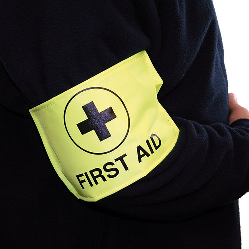 5211 First Aider Arm Band