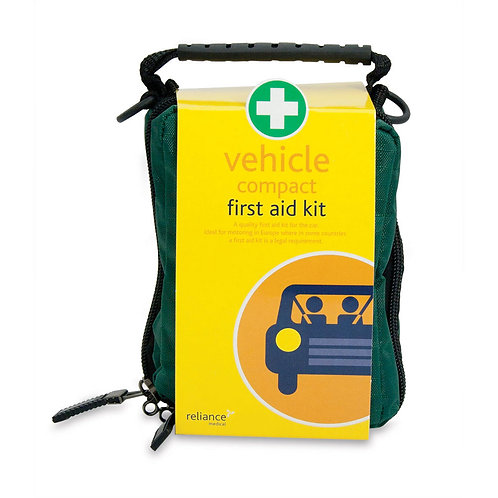 155 Compact Vehicle First Aid Kit