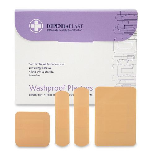 536 Dependaplast Washproof Plasters