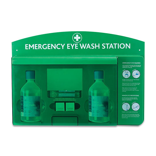 919 Premier Eye Wash Station – complete