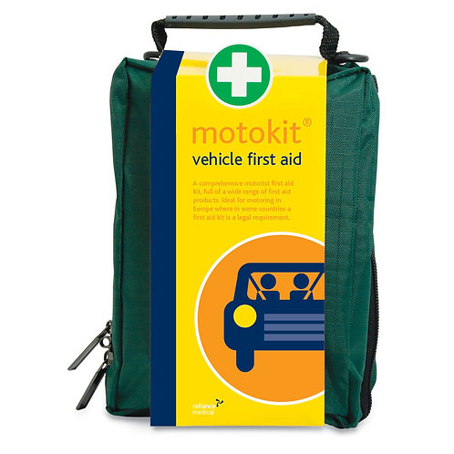 156 Vehicle First Aid Kit