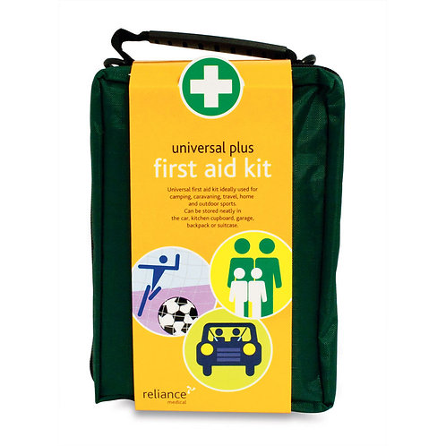 163 Large Universal First Aid Kit