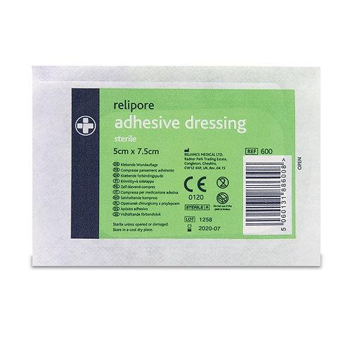 602 Relipore Adhesive Dressing Pads