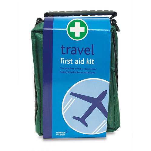 151 Travel First Aid Kit