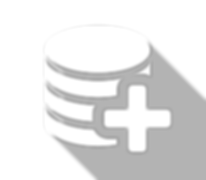 An icon of a database
