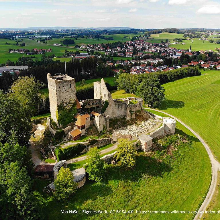 Geheimnis auf Burg Sulzberg