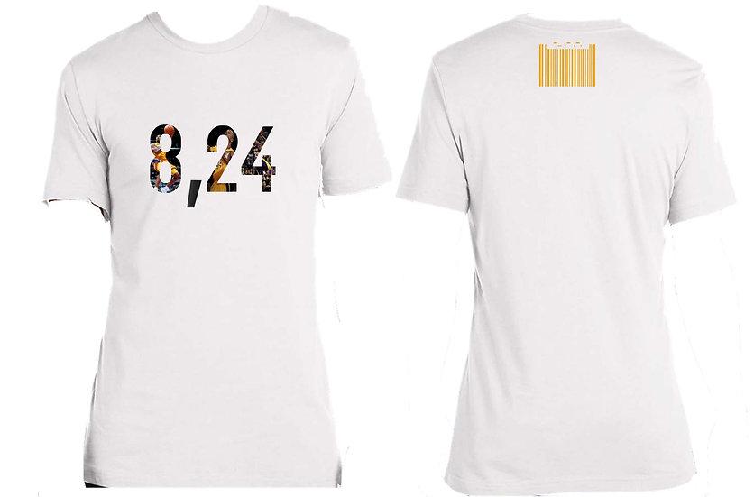 8,24 Short Sleeve