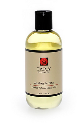 PITTA AYURVEDIC HERBAL-INFUSED BODY OIL
