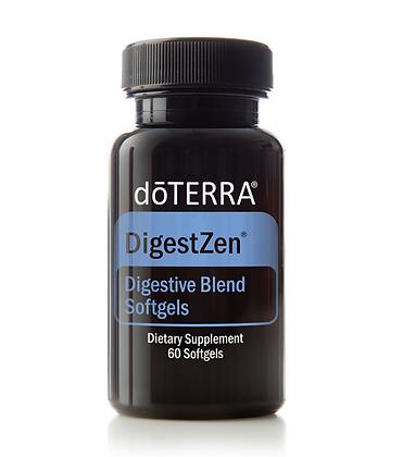 DigestZen® Softgels  Digestive Blend