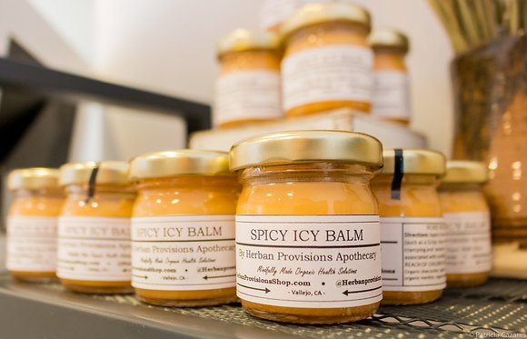 Spicey Icey Balm