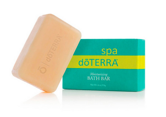 dōTERRA Spa Moisturizing Bath Bar