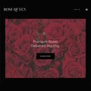 E-Commerce Website for Rose Company