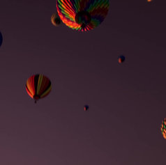 Dreaming of Cappadoccia