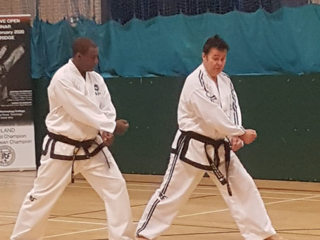 Seminar with the Masters
