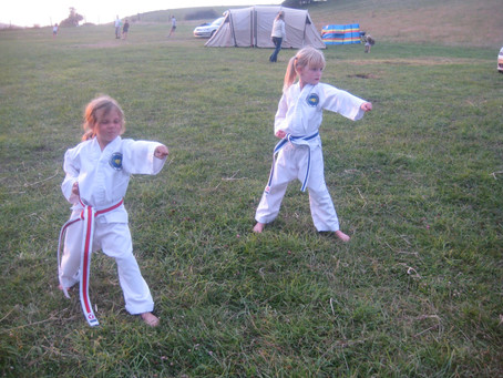 Tiny TKD - Martial Arts Beginnings for young children