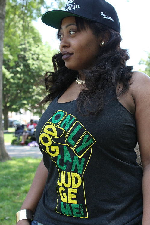Only God Jamaica Inspired Tank