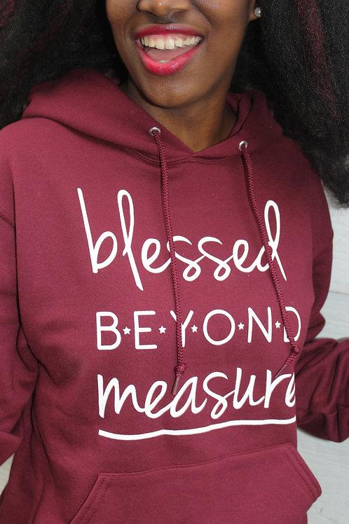 Blessed Beyond Measure Hoodie