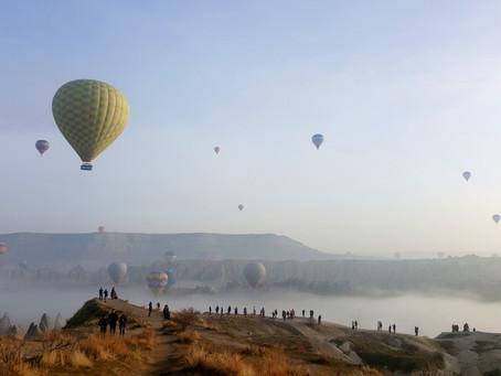 Kapadokya Gezi Rehberi: Güzel Balonlar Diyarı