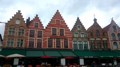 Brugge Gezi Rehberi: Çikolata Kokusu