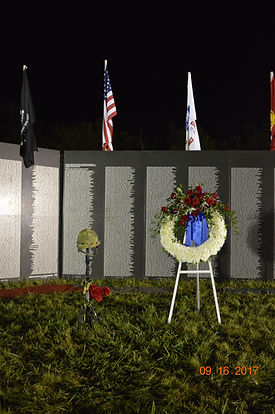 American Veteran TravelingTribute Wall