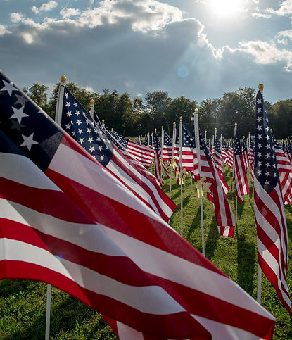 Field of Honor - Veterans Tribute