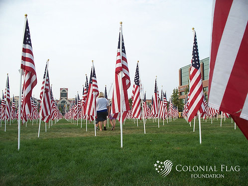 Field of Honor - Tribute to Veterans