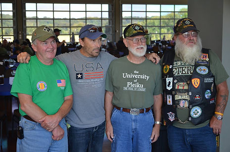 Vietnam Veterans with Lee Greenwood