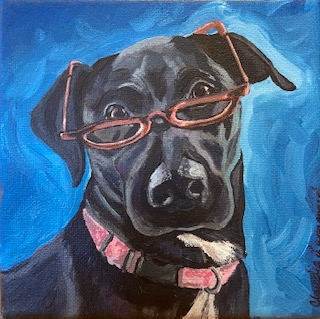 "Lab Approved, 6""x6"""