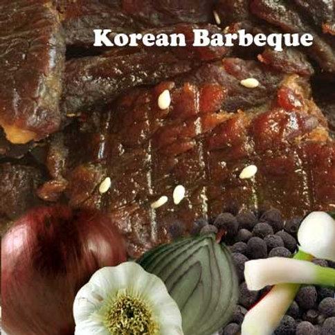 Korean Barbeque Beef Jerky
