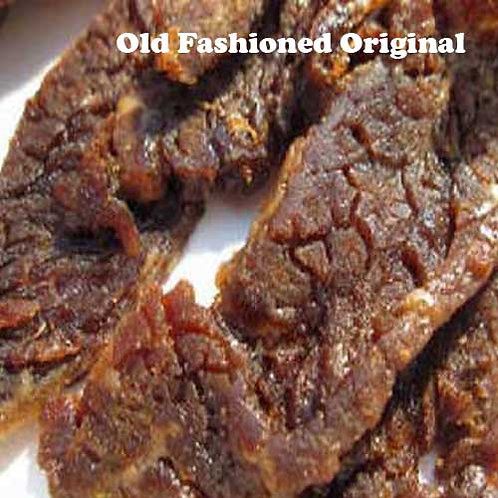 Old Fashioned Original Beef Jerky