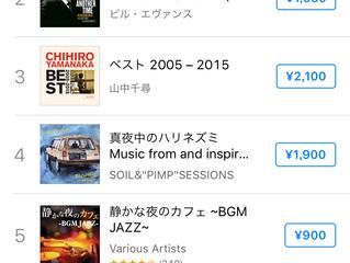 iTunes販売開始!