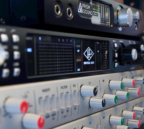 【クリエイター向け】Mixing・Mastering サービス21Track以上