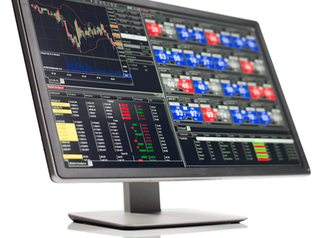 Trading and charting tools that Steve uses ......