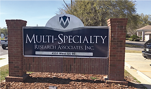 Multi-Specialty Research Associates Inc.