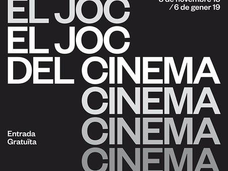 """Zinematik a l'exposició col·lectiva  """"El Joc del Cinema"""""""