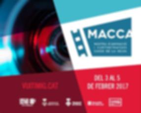 Jocs Ambulants · Zinematik a la MACCA 2017